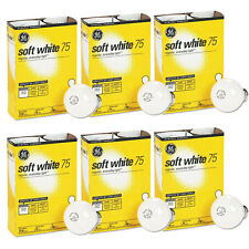 GE 41032-12 75-Watt A19, Soft White,24 pack