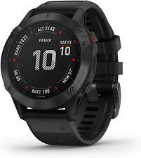 Garmin Fēnix 6 Pro, Reloj GPS multideporte, Mapas, Música, Frecuencia Cardiaca