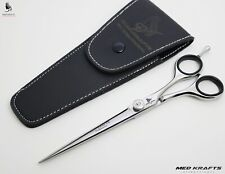 "7"" Professional Hair Dressing/Barber cutting Premium Scissors- Japanese 440C"