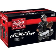 Rawlings RENEGADE™ INTERMEDIATE CATCHER'S SET - AGES 9-12