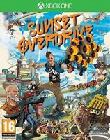 Sunset Overdrive Xbox One Excellent UK Stock - MINT - 1st Class Delivery