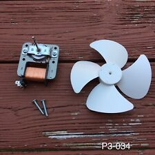 Mdt-08A Magnetron Cooling Fan Motor Assembly for Magic Chef Microwave (Free S&H)