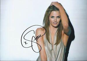 Stana Katic Autographed signed photo