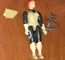 Hasbro Gi Joe Action Figure 1982. Scarlett-interact and all accessories included
