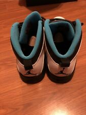 Air Jordan 10 X UNC Powder Blue Size 11.5 Great condition!