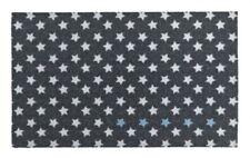 Paillasson Paillasson five-stars anthracite Bleu Blanc 50x70 cm