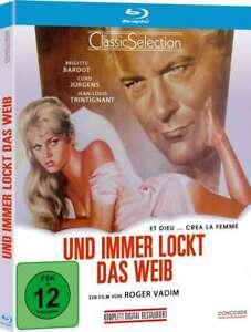 Und immer lockt das Weib [Blu-ray/NEU/OVP] Brigitte Bardot, Curd Jürgens, Jean-L