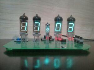 VFD tube Desk Clock IV-11 Craft_nixie era