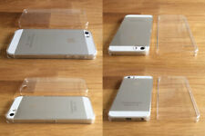 iPhone 5 5s SE Handyhülle TPU Smartphone Cover Glasklar Transparent in Farben