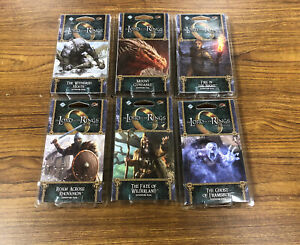 Lord of the Rings LCG - Complete Ered Mithrin cycle FFG NIS