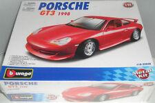 Véhicules miniatures rouge pour Porsche 1:24
