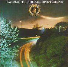 CD - Bachman-Turner Overdrive - Freeways - #A1121
