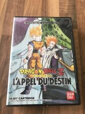 "Méga Drive:      DRAGON BALL Z  ""L'APPEL DU DESTIN""    en boite"
