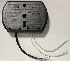 HUI BO LONG 12V HALOGEN Elektro. TRAFO HTV160 50-160Watt Halb Rund Dimmbar !NEU!