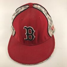 New Era Boston Red Sox Fitted Cap Size 7
