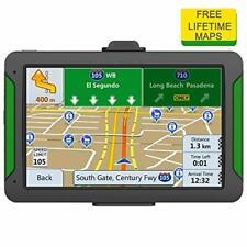 GPS Navigation Europe Truck Car 7'' UK Ireland Maps SAT NAV System Free Updates