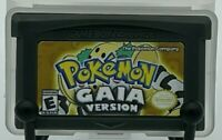 Pokemon Gaia Version v3.2 Homebrew Fan Made Custom Game Boy Advance | USA Seller