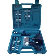 Tipo cordless Dremel Hobby utensile rotante MINI TRAPANO + VALIGETTA + 60 Accessori