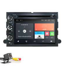 "Camera+7""HD Android 9.0 Car Stereo DVD Player DSP GPS for Ford F150 Indash F-150"