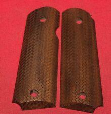 Colt Firearms Full Size 1911 Grips herringbone Pattern