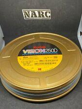 Kodak Vision 250D, 35MM color negative film, 122m Sealed
