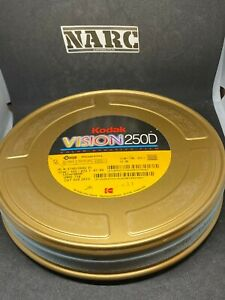 1x Kodak Vision 250D 35MM canister