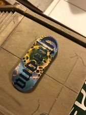 LC BOARDS Fingerboard 98x34 Corona Graphic Special Edition Brand New FREE Grip