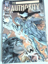 THE AUTHORITY 1  ( Wildstorm semic 2000 )  warren ellis / Bryan Hitch