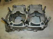 2003 Polaris Pro X 440 Crankcase Assembly with Oil and Water Pump Drive + Cover