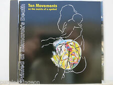 Printed At Bismarck's Death – Ten Movements On The Matrix Of A Symbol    CD