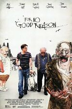NOT THE FILM, Johnny Depp in FOR NO GOOD REASON Movie Poster Card - NOT Postcard