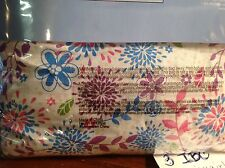 Whitmor Supreme Ironing Board Cover And Pad Blue Purple Floral Nip