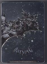 Batman: Arkham Origins Collector's 3D Metal Pack Edition Xbox 360 AUS *NEW!!*