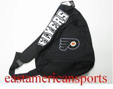 Philadelphia Flyers NHL Black Book Bag Camera Back Pack School Slingshot Hockey