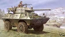 Hobbyboss lav-150 APC radpanzer 90mm mecar Gun 1 :3 5 Modelo Equipo de