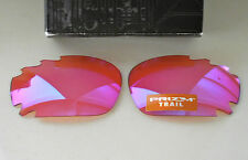 NWOT 100% Authentic Oakley Racing Jacket / Jawbone PRIZM Trail Vented Lens  $90