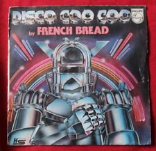 Vinyles singles bread