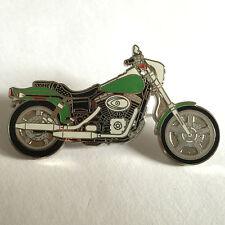 Harley DAVIDSON pin DYNA NEUF + OVP Fatboy Blouson Biker MC chopper HD v rod davidson