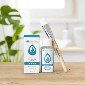 Salicylic Acid 30% Face Peel - exfoliate & smooth, congestion/ acne/ pigment