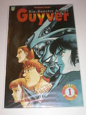 Bio Booster Armor Guyver Part 5 #1 Viz Comics May 1996