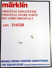 MARKLIN 21433 214330 MOLLA (2Pz.)  - DRUCKFEDER (2 St.) 2,5/5,0/9
