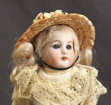 PETITE  &  WONDERFUL  ANTIQUE  GERMAN  DOLL by 'SIMON & HALBIG'