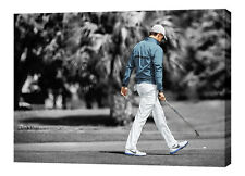 """Rory Mcilroy 2015 Print Poster Photo Picture Canvas 30""""x20"""" Art Golf Masters"""