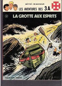 LES 3A La Grotte aux Esprits