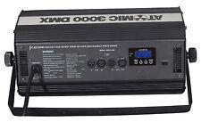 2pc 220V DMX512 rush flash light lcd display atomic 3000W strobe disco light