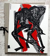 Künstlerbuch Des Kaisers Bart 1990 Orig. Frieder Heinze Klaus Süß Ulrich Tarlatt