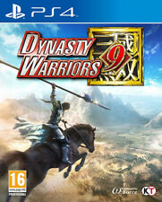 Dynasty Warriors 9 PS4 Playstation 4 IT IMPORT TECMO KOEI