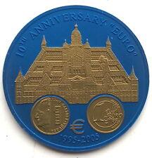 Liberia 2005 PalacioReal Royal Palace 5 Dollars Niobium Coin,BU