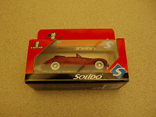 Solido 1:43 L'Age D'Or 4160 Alfa Romeo 2500 Sport Red Ex Shop Stock Unused