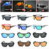 DUBERY Polarized Mens Sport Sunglasses Outdoor Riding Fishing Goggles Glasses U